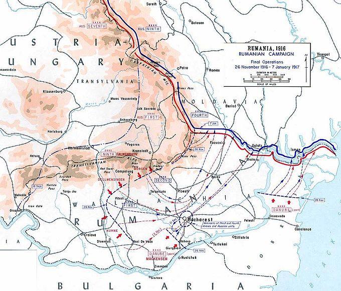 ルーマニア戦線 - Wikiwand