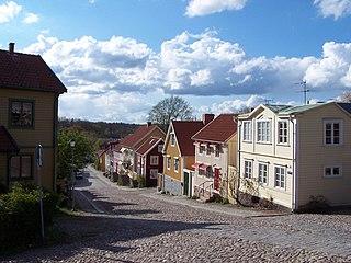 Ronneby Place in Blekinge, Sweden