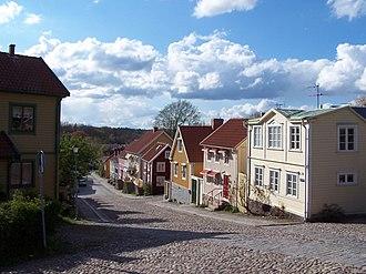 Ronneby - Bergslagen in Ronneby