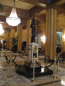 Hotels In New Orleans >> The Roosevelt New Orleans - Wikipedia