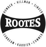 Rootes Group company logo.