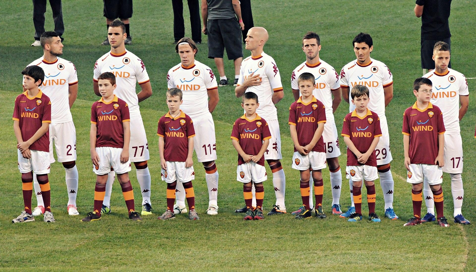 Associazione Sportiva Roma 2012-2013 - Wikipedia