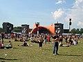 Roskilde festival 27-6-2003.JPG