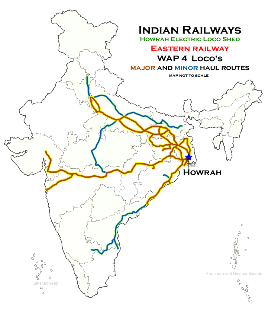 File:Route haul map of Howrah Electric Loco shed.png ... on