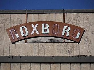 Roxboro, Quebec - Image: Roxboro 01