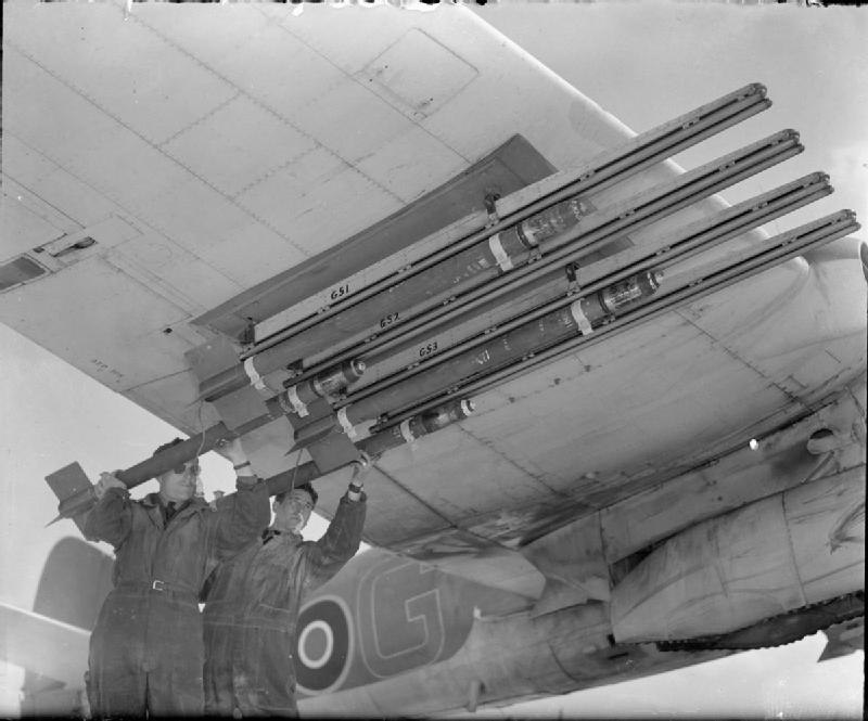 Royal Air Force Coastal Command, 1939-1945. CH13179