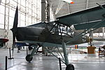 Royal Military Museum, Brussels - Fieseler Storch (11449287436).jpg