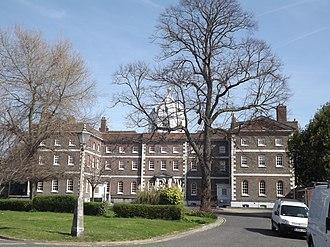 Royal Naval Academy - Royal Naval Academy, Portsmouth