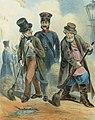 Rudolf Zukowski - Exercises from a hangover, 1843.jpg