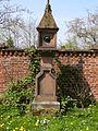 Ruhestätte v. Baldenstein Grundherr, k.u.k. Kämmerer 01- Hauptfriedhof Freiburg Breisgau.jpg