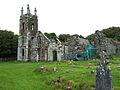 Ruined church on the former Castlefreke Estate - geograph.org.uk - 499511.jpg