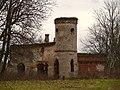 Ruiny wozowni w majątku rodziny Sieniawskich w Dołhobyczowie.JPG