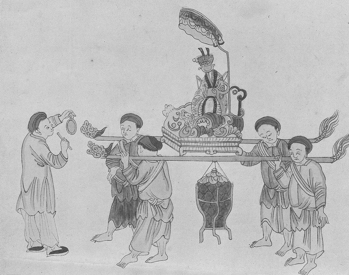 Tín ngưỡng dân gian Việt Nam – Wikipedia tiếng Việt