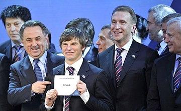 Министр спорта России Виталий Мутко заявил, что ведет сейчас переговоры.