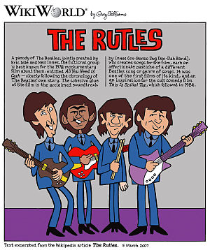 Neil Innes - The Rutles