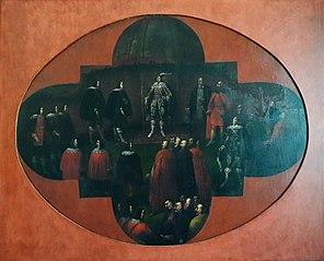 Audience with Ladislaus IV Vasa