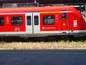 Rhine-Ruhr S-Bahn - S-Bahn Rhein-Ruhr Series-422