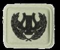 SANDF Qualification SACB Director of Music badge embossed.png