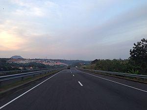Subic–Clark–Tarlac Expressway - SCTEX in Bataan