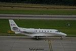 SE-RIZ Cessna 560XL CitationJet C56X - GOT (28331069461).jpg