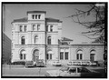 SOUTHEAST SIDE - Customs House and Post Office, Eleventh Street, Chattanooga, Hamilton County, TN HABS TENN,33-CHAT,1-4.tif