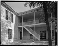 SOUTH ELEVATION - Carrington-Covert House, 1511 Colorado Street, Austin, Travis County, TX HABS TEX,227-AUST,18-3.tif
