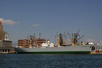 SS Arthur M. Huddell - Image: SS Hellas Liberty (restored)