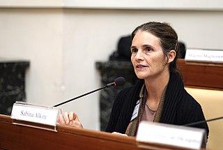 Sabina Alkire Englisth philosopher (born 1969)