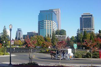 Sacramento County, California - Sacramento