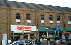 Safeway (UK) - Wikipedia, the free encyclopedia