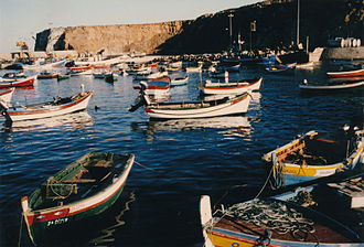 Sagres (Vila do Bispo) - The port of Sagres, historical center of the Portuguese discoveries and fishing port