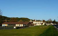 Saint-Crépin-d'Auberoche village.JPG