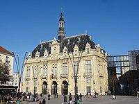 Saint-Denis (93), hôtel de ville 1.jpg