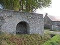 Saint-Germain-sur-Ille - Château du Verger-au-Coq - Entrée 2.JPG
