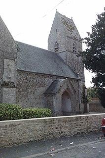 Saint-Hilaire-Petitville Part of Carentan-les-Marais in Normandy, France