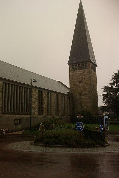 église de Saint-Jean-des-Baisants