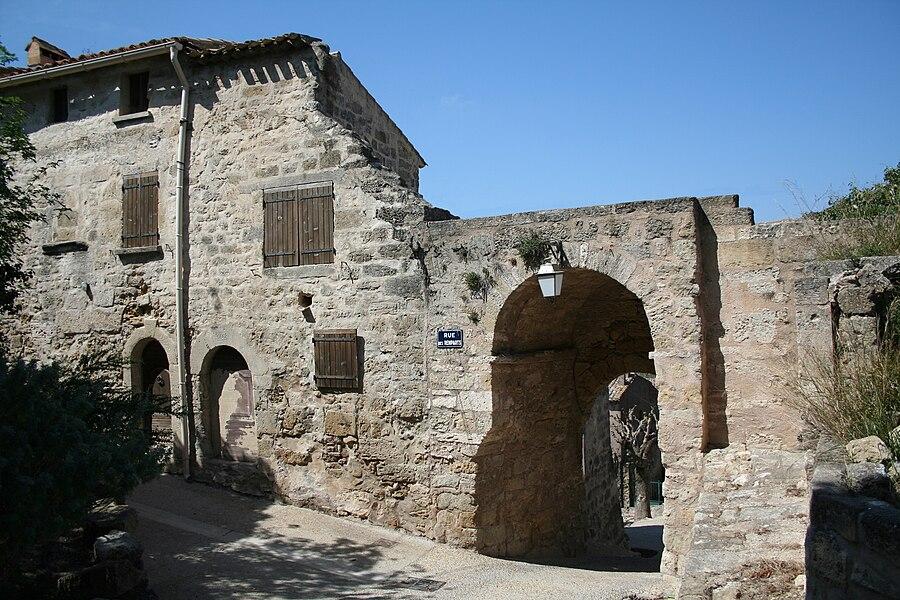 Saint-Pons-de-Mauchiens (Hérault) - Portalet.