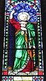 Saint Peter Church (Upper Sandusky, Ohio) - stained glass, Saint Peter.jpg
