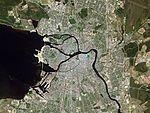 Saint Petersburg, Russia by Planet Labs.jpg