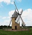 Sainte-Radegonde moulin à vent Vrines.JPG