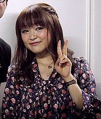 Saito Chiwa at Anime Festival Asia 2011-11-23.jpg