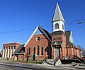 Salem Bible Church, (1887), 9481 West Six Mile Road, Salem, Michigan - panoramio.jpg