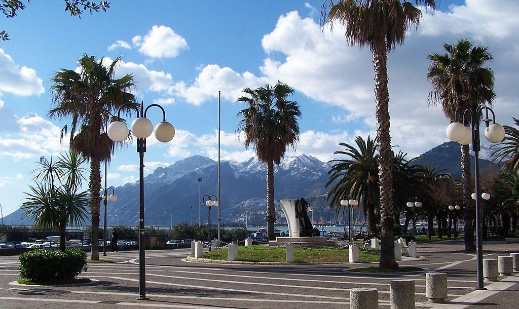 SalernoSeaPromenade
