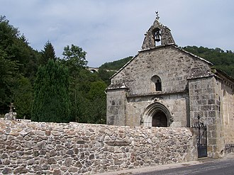 Antignac, Cantal - Image: Salsignac 01