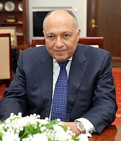 Sameh Shoukry Senate of Poland 2015.JPG