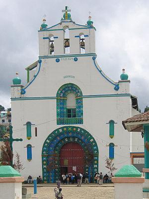 Chamula - Templo de San Juan Chamula