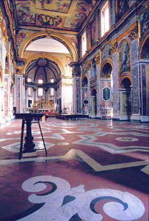San Paolo Maggiore - Interior.