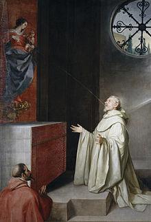 Resultado de imagen para San Bernardo de Claraval