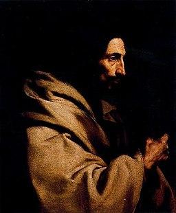 San Judas Tadeo Ribera (Museo Prado)