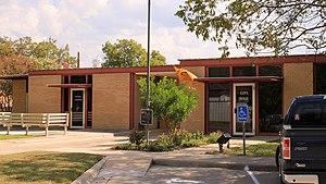 San Saba, Texas - San Saba City Hall
